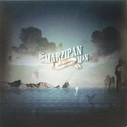 Marzipan man adventures LP