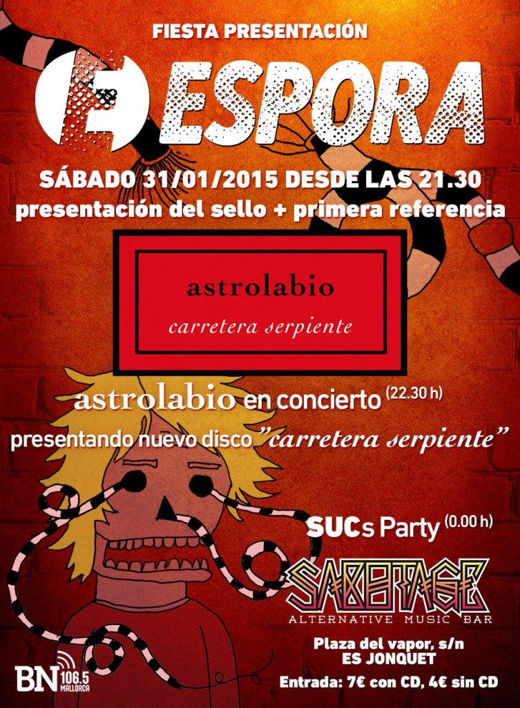 poster astrolabio facebook