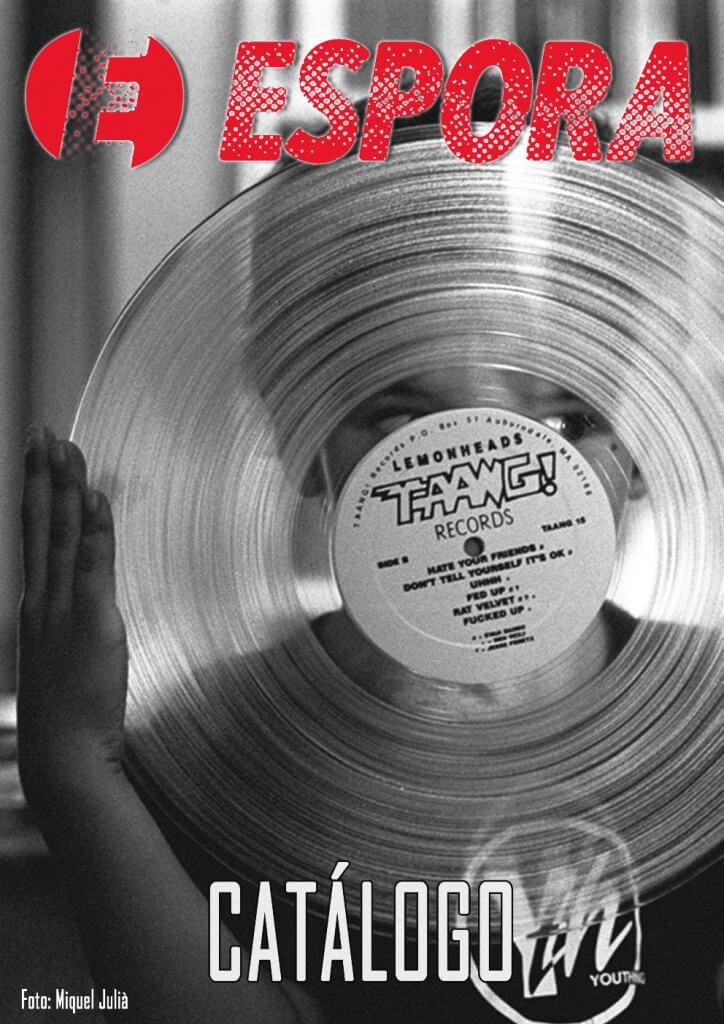 EsporaRecords-Catalog 992