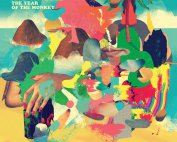 Portada CD The Year of the Monkey