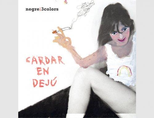 SPO016LP – Negrei3colors – Cardar en Dejú (2017)