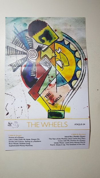 the wheels cassette 2